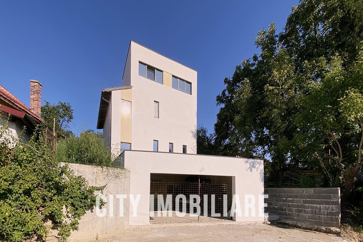 Casa individuala noua, S.utila 270 mp., teren 600 mp., Feleacu