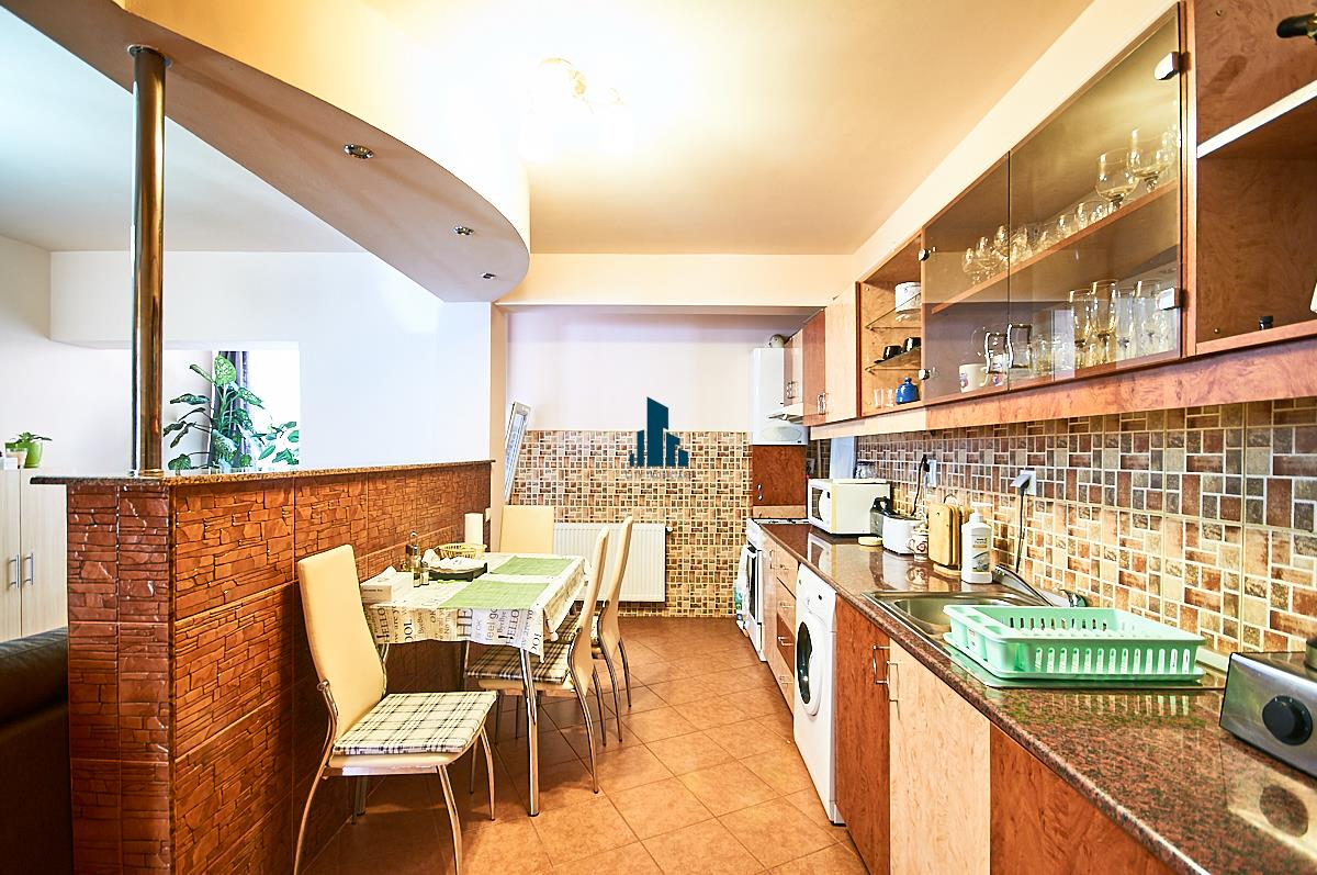 Apartament 3 camere, mobilat, utilat, Buna Ziua