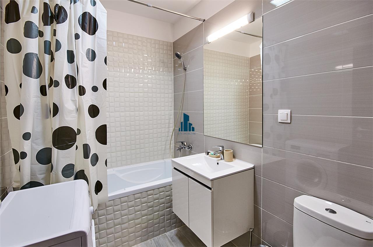 Apartament cu 2 camere, mobilat, utilat, bloc nou, Andrei Muresanu Sud