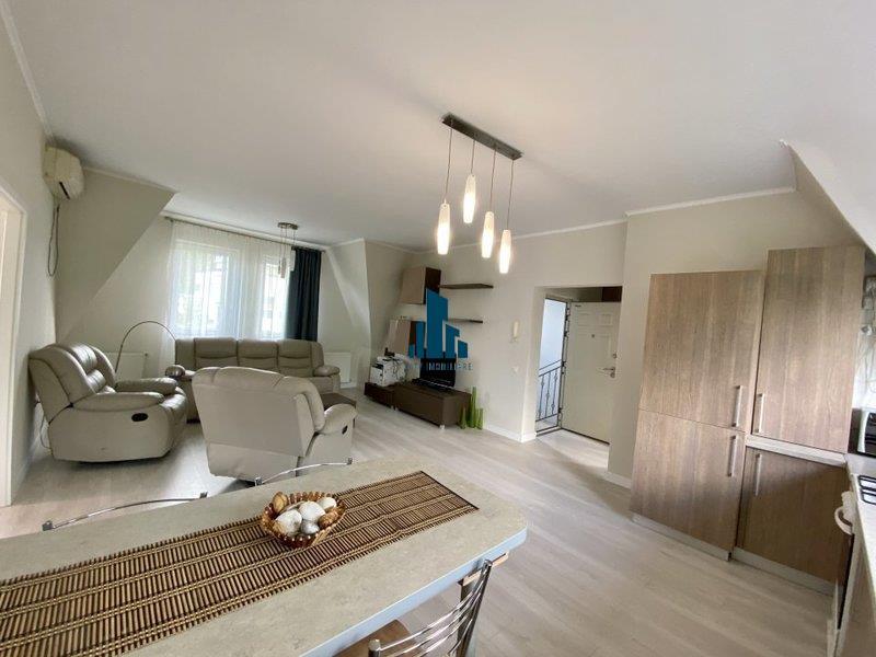 Apartament in vila 3 camere, mobilat, utilat, Andrei Muresanu.