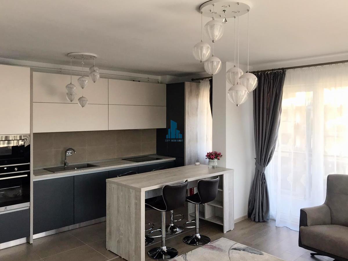 Apartament 3 camere, 74 mp + 28 mp terasa, Grand Park Residence