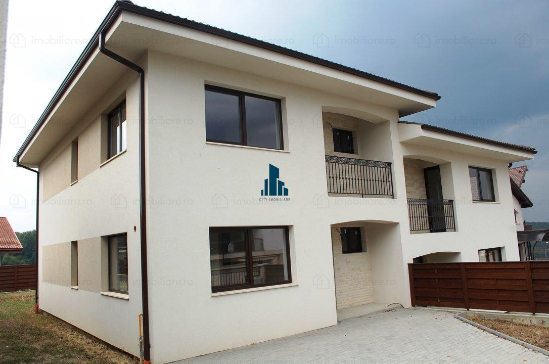 Casa Premium, 120 mp + curte 250 mp., cartierul Europa