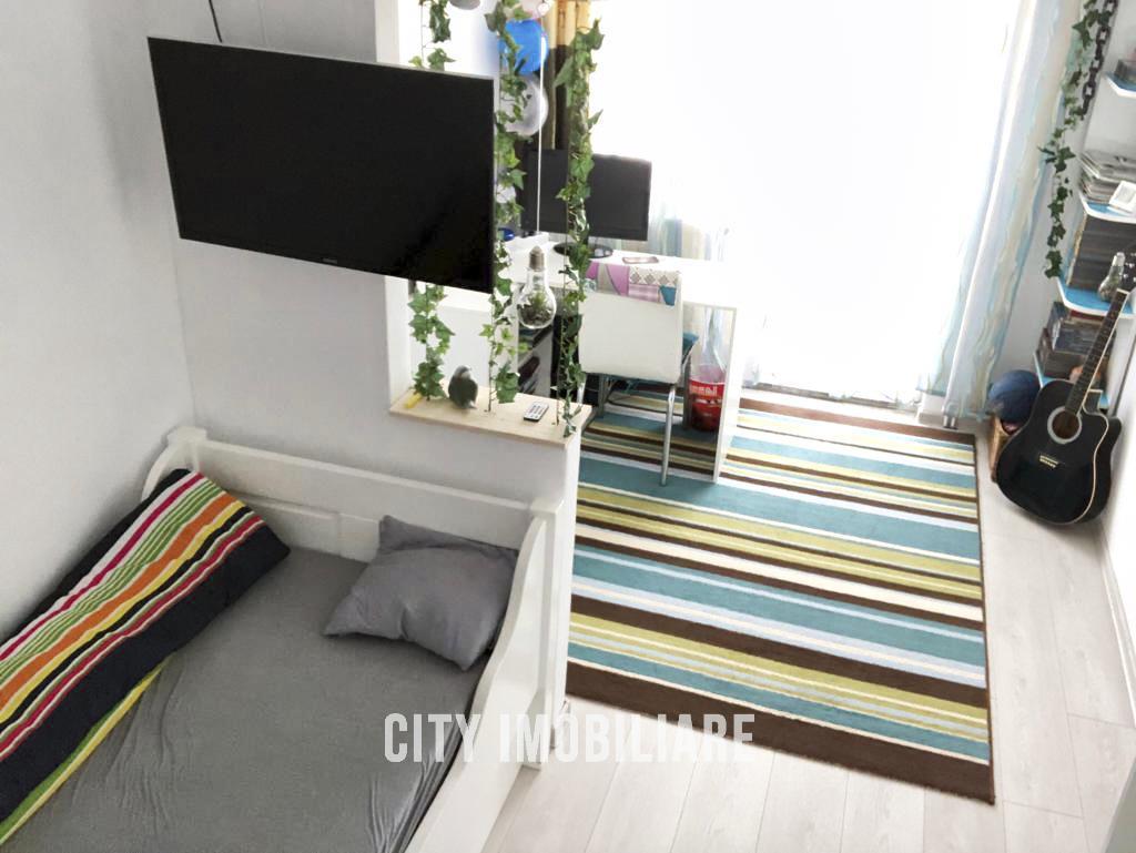 Apartament 4 camere, S80 mp + balcon, etaj 5/8, Manastur, Kaufland