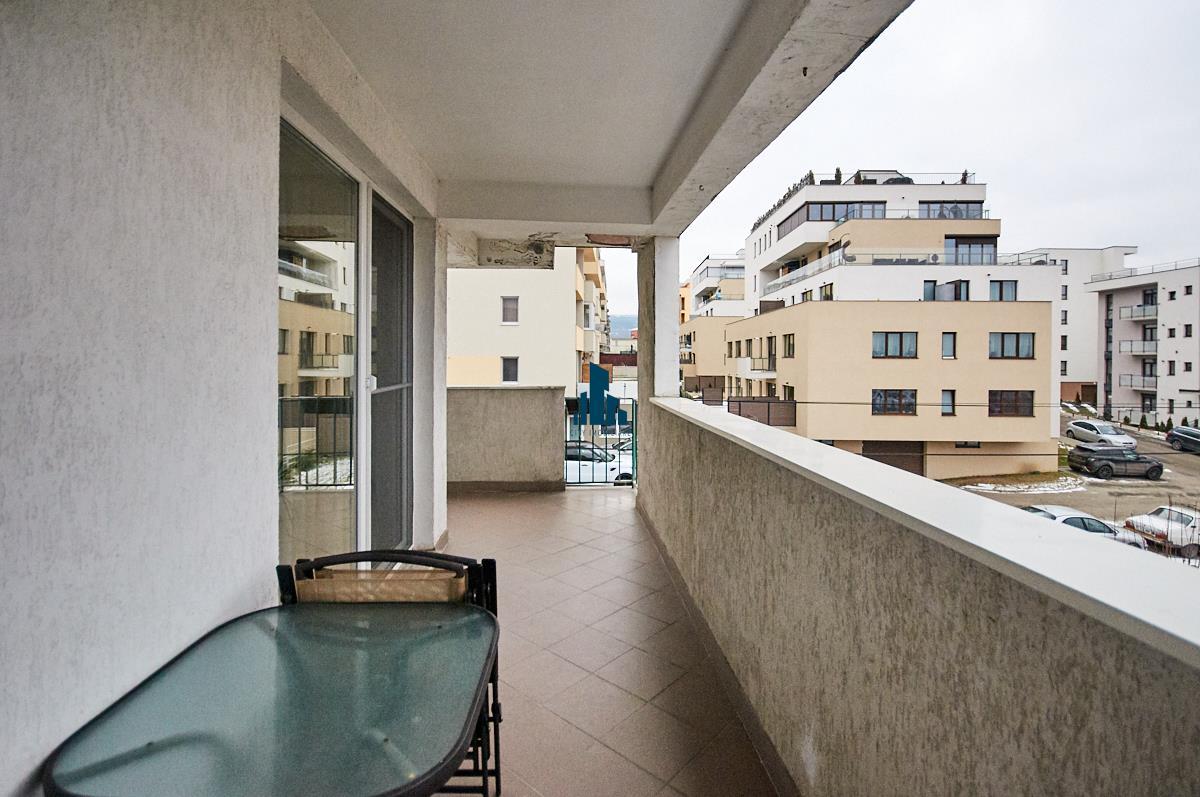 Apartament 2 camere DECOMANDAT, 57 mp + terasa 18 mp., Buna Ziua