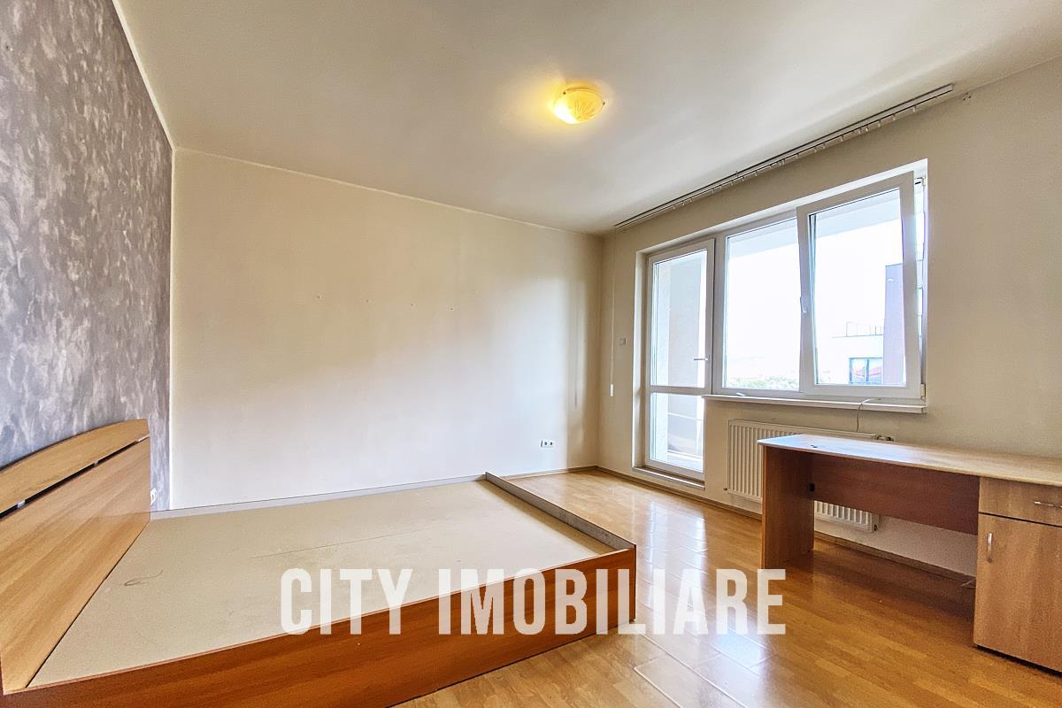Apartament 3 camere, S114 mp+2 balcoane + 2 parcari, bloc nou.