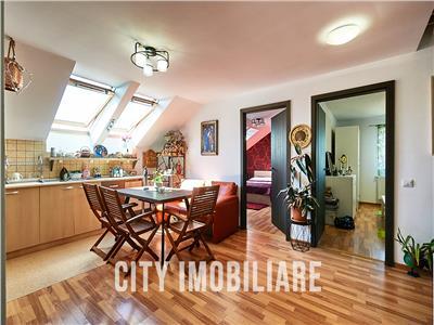 Apartament 4 camere, S-85 MP, Parcare cu CF, Buna Ziua