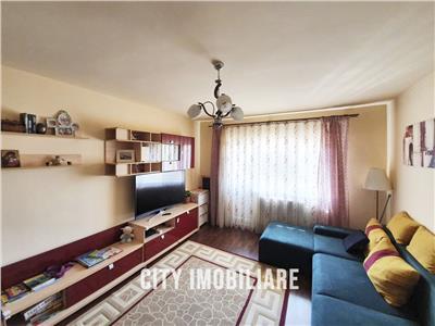 Apartament 3 camere, decomandat, mobilat, utilat, Parc Colina.