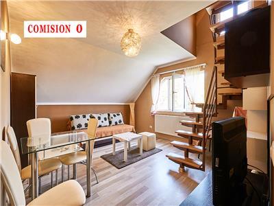 Apartament 3 camere, S-61mp.+parcare, bloc nou, zona linistita