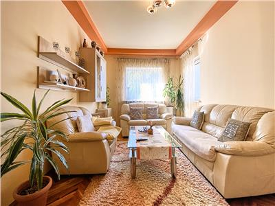 Apartament 4 camere decomandat, S-79 mp. +2 balcoane, Manastur