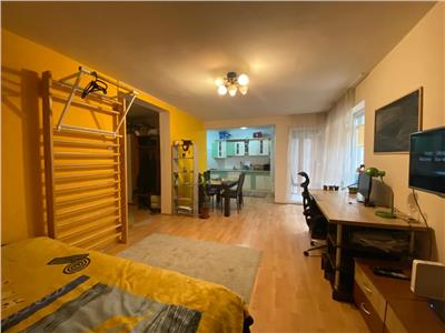 Apartament 1 camera, mobilat, utilat, parcare, Zorilor.