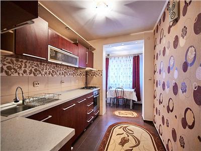 Apartament 2 camere DECOMANDATE, S-54 mp. + terasa 27 mp, 1 garaj + 1 loc parcare, Buna Ziua