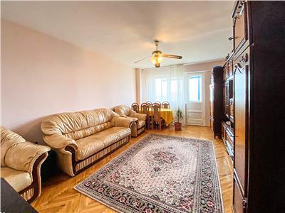 Apartament 3 camere, decomandat, mobilat, utilat, Zorilor.
