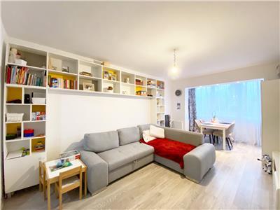 Apartament 3 camere, semidecomandat, mobilat utilat, Gheorghieni.