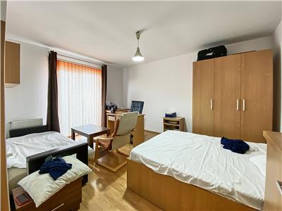 Apartament 1 camera, S-37 mp + 4 mp. balcon, Spitalul de Recuperare.