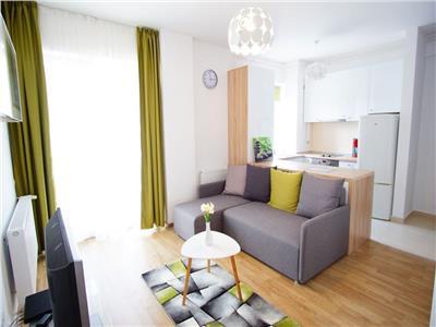 Apartament 2 camere, semidecomandat, mobilat, str.Constantin Noica