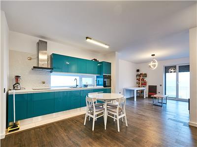 Apartament 3 camere, S-84mp + 10mp terasa, Grand Parc Buna Ziua