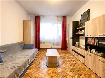Apartament 2 camere, mobilat, utilat, Mănăstur zona Big.