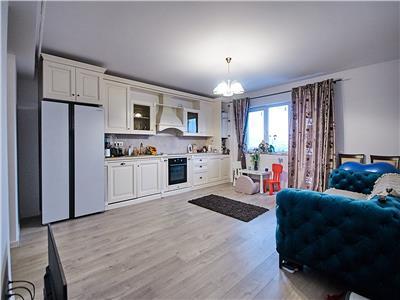 Apartament 3 camere, 62 mp + terasa 12mp., bloc nou 2018, Marasti