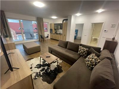 Apartament 2 camere, semidecomandat, complexul Record Park