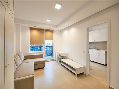 Apartament 1 camera, 41 mp, mobilat, utilat, bloc nou Marasti.