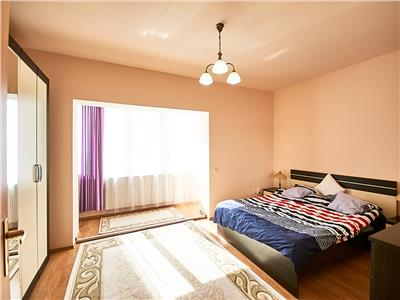 Apartament 3 camere, 65 mp., mobilat, utilat, Buna Ziua