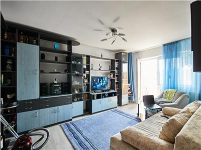 Apartament 3 camere Decomandat, 70 mp, mobilat, utilat, Marasti
