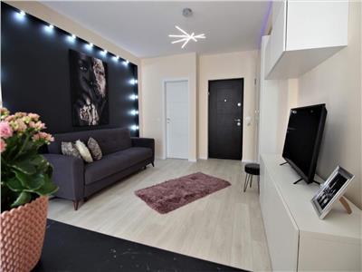 Apartament 2 camere LUX, bloc NOU 2019, mobilat si utilat, Semicentral
