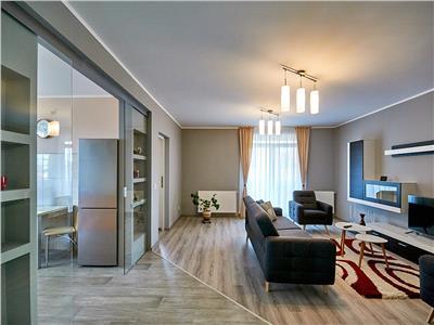 Comision  0, Apartament 3 camere cu 2 bai, LUX,  S-85 mp, Buna Ziua