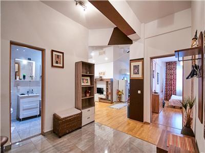 Comision 0, Apartament cu 3 camere, mobilat, utilat, Piata Marasti