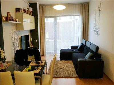 Apartament cu 2 camere, S-54 mp+35 gradina,  mobilat, utilat, bloc nou,  Zorilor