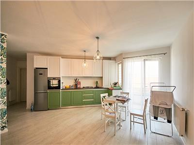 Apartament cu 3 camere, mobilat, utilat, Marasti