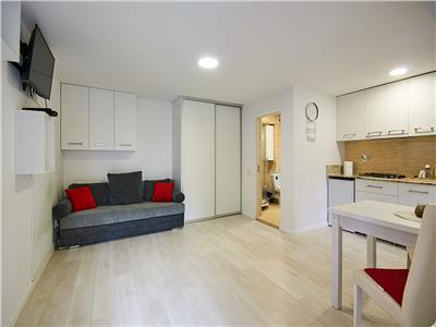 Apartament cu 1 camere, mobilat, utilat, Prima Inchiriere, Buna Ziua