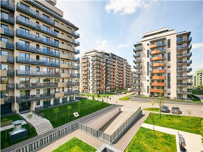 Apartament 3 camere, 2 bai, S-75 mp+ 24 mp terasa, Soporului