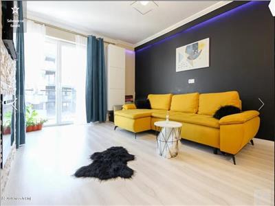 Apartament 2 camere LUX, 55 mp + 14 terasa, Soporului