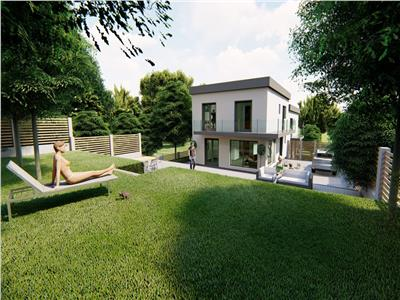 Casa tip Duplex, 5 camere, S132 mp., teren 273 mp.,  Dezmir