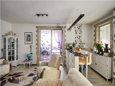 Apartament 3 camere, 53 mp + balcon 8 mp. str. Ciocirliei, Marasti
