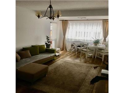 Apartament cu 3 camere, S-68 mp+balcon, mobilat, utilat, zona Grand Hotel Italia