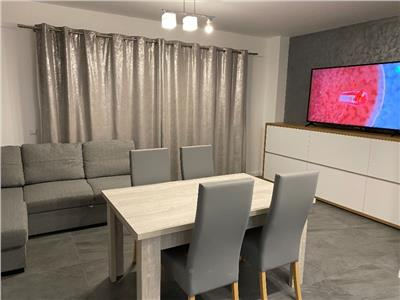Apartament 3 camere, mobilat, utilat, Soporului.