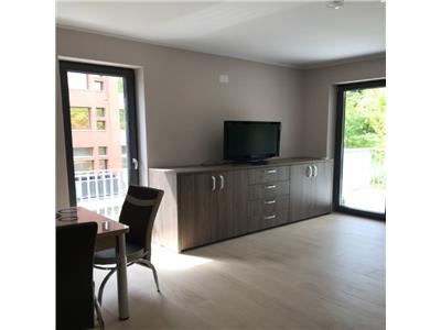 Apartament 2 camere, mobilat, utilat, zona Gheotghieni.