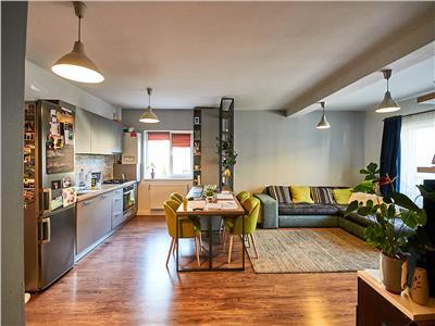 Apartament 3 camere, S-78 mp + 9 mp. terasa, Buna Ziua