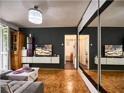 Apartament 2 camere LUX, 46 mp., zona Hermes, Gheorgheni