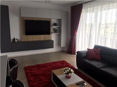 Apartament 3 camere, mobilat, utilat, Lux, Grand Park, Soporului