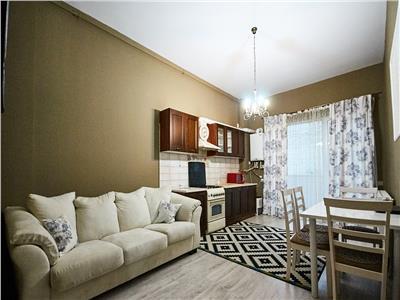 Apartament 2 camere, 46 mp, SemiCentral, mobilat, utilat, LUX.