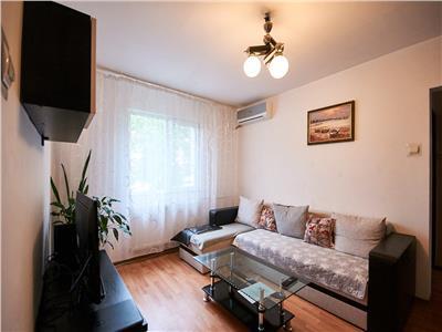 Apartament 2 camere, 36 mp, cu parcare, etaj 3/4, zona BIG, Manastur