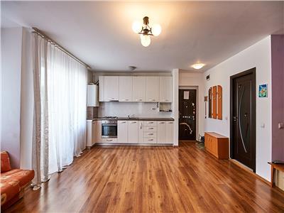 Apartament cu 3 camere, S58mp + 4 mp balcon, str. Florilor 192