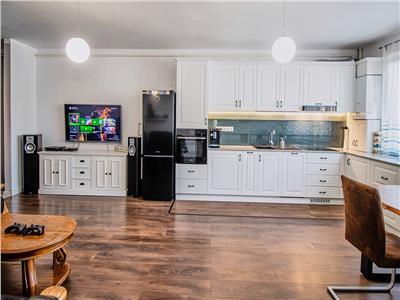 Apartament 3 camere, S-69mp+ 3mp balcon, bloc nou, Green Residence, Floresti