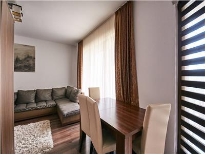 Apartament 3 camere LUX, 70 mp + 2 terase 10 mp.,  complex rezidential, zona Iris.