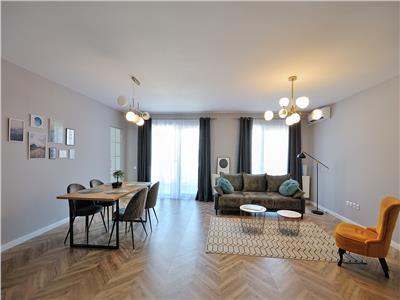 Apartament 3 camere LUX, S-95 mp. + 39 mp. Terasa, Marasti