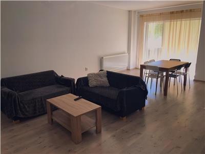 Apartament 2 camere, S-55 mp+ 13 mp terasa, bloc nou, Buna Ziua
