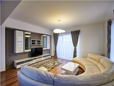 Apartament 3 camere LUX, S-78mp + 22mp. terasa. Panorama. Buna Ziua